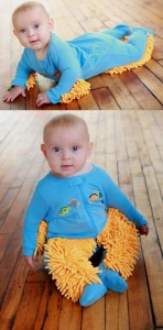 Baby Mop from Betterthanpants.com