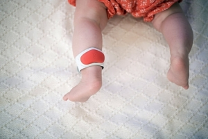 "Sproutling ""FitBit"" for babies"
